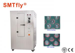 China 750mm SMT Stencil Cleaning Machine For Cleaning Misprint Solder Paste SMTfly-750 on sale