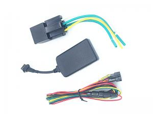 China Quad Band Motorcycle GPS Tracker Support Wide Voltage DC 9V To 100V Input on sale