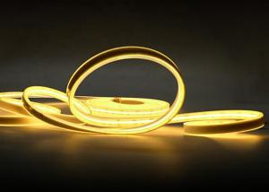 China Neon Free COB LED Strip Light , Bendable Led Ribbon Lights Waterproof IP68 12V/24VDC on sale