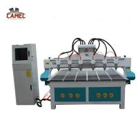 China CA-1525 Hot sale multi-head wood cnc router for funiture door on sale