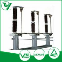 China 72.5KV High Voltage Disconnect Switch Substation Equipment / Free Standing Earthing Switches on sale