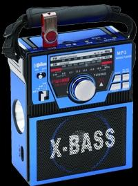China USB SD PORTABLE RADIO  FM-319U on sale