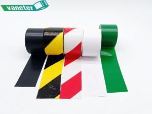 China Self Adhesive Warning Tape Waterproof Feature Customized Logo Printing on sale