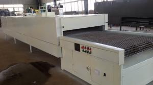 China Smooth Operation Post Press Equipment For Transfer Paper Screen Printing Drying on sale