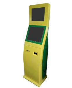 China Dual screen Self-Service Kiosks For bill payment and ticketing on sale