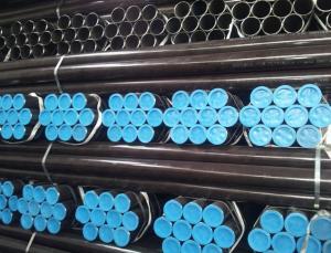 China Carbon Steel Pipe ASTM A106/ A53/ API 5L Gr.B Gr.A X56 X42 X46 X52 X60 X65 X70 SRL DRL on sale