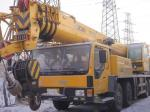 China 2008 QY50K 50T XCMG all Terrain Crane QY50K wholesale