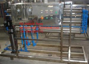 China Well Water RO Mineral Water Plant on sale