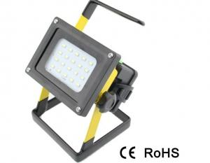 China Outdoor Rechargeable LED Flood Light Project Lamp , 20W Rechargeable Led Floodlight on sale