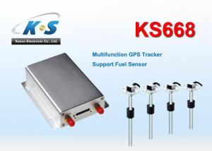 China Muti Function SOS / Geo-fence Car GPS Tracker 850/900/1800/1900MHz on sale