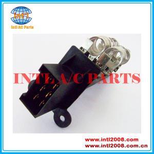 China controller Heater Blower Resistor Scania Truck 6 PIN motor Regulator control unit Heater resistance 1425070 1738098 on sale