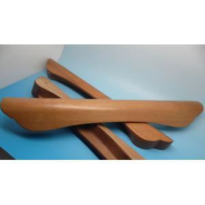 China Wood handle wood furniture handles door knobs on sale