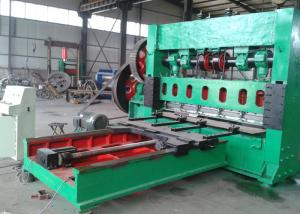 China 15KW Wire Mesh Machine , Expanded Metal Lath Machine Working Width Up To 4 M on sale