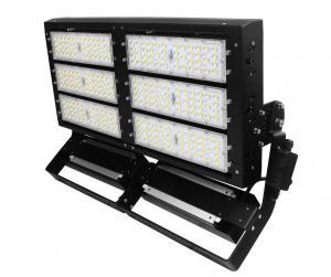 China 5050 Chip LED Stadium Floodlights , 600 Watt High Mast Floodlight 140lm / W on sale