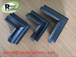 China Custom Molded Rubber Edge Guard on sale
