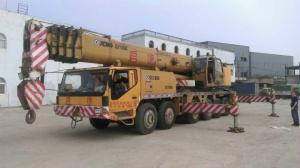 China Construction Machine China Used Crane 100 Ton QY100K Original Parts From China on sale