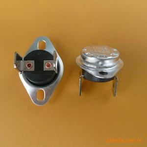 China 250V/10A cheap prices -10-280C  ksd301 bimetal thermostat UL VDE RoHS for water heater on sale
