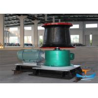 Marine Steel Anchor Mooring Winch , Electric Capstan Rope Winch 12.5-70mm Dia