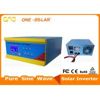 China 600W Low Frequency Solar Power Converter 50/ 60hz Single Phase High Efficiency on sale