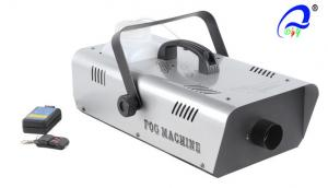 China High Pressure Smoke Machine 1200W Stage Effect Lighting For Parties / Shows / Events on sale