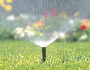 China plastic impulse Sprinkler, Swing arm sprinkler on sale
