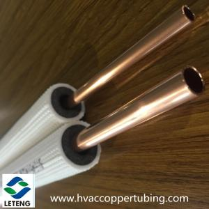 air conditioning pipe insulation. quality 15.88mm thermal insulated copper pipe air conditioner connection for sale conditioning insulation f