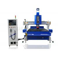 Desktop Cnc Cutter Wooden Door Making Machine 24000RPM Spindle Speed
