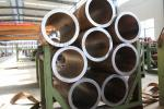 Tempered BK EN 10305-1 E355 Hydraulic Cylinder Pipe , Round Honed Steel Tube
