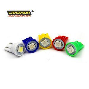 China T10 Led Canbus LED Interior Car Light Bulbs T10 1SMD 5050 W5W 168 194 Car Led Bulb Led Light on sale