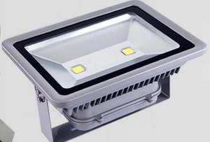 China MeanWell Driver Outdoor LED Flood Light  100W 4000K - 4500K 5 years Warranty on sale