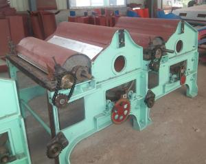 China Fabric recycling machine with two rollers on sale