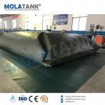 El tanque grande flexible de consumición/de no-consumición de Molatank del agua del almacenamiento 1000L 2000L 5000L de vejiga