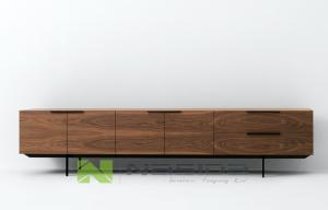 China Large Modern Bedroom Furniture Wood Storage Cabinets , Pastoe Frame Sideboard on sale