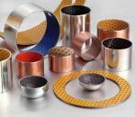 Teflon Steel Bush Metal Sliding Bearing Polyacetal Resin Bushing