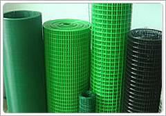 China PVC Welded wire mesh on sale