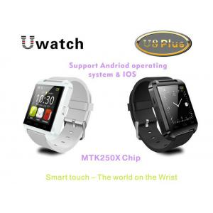China Cheap price of smart watch phone u8 plus smart watch android wear on sale