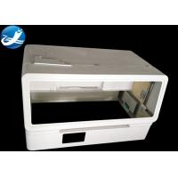China Gloss Abs Plastic Vacuum Forming Global Vac Forming For Medical Equipment Cover on sale