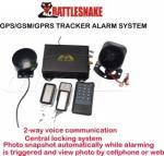 La electrónica de los accesorios autos de los perseguidores del coche de GPS/GSM alarma leadage del aceite o la alarma del hurto