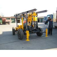 Portable Geological Drilling Rig Compact High Rigidity Mechanical Transmission