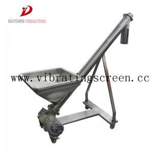 China Industrial Flexible Screw Conveyor Cement Tube Screw Conveyor Equipment on sale