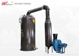 China Eco - Friendly Industrial Coal Boiler Furnace Steam Output For Textile Industry on sale