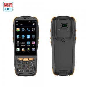 China Android 5.1 4inch mobile computer barcode scanner rugged pda on sale