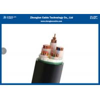 China 0.6/1KV LSZH Low Smoke Halogen Free Cable /4 +1Cores LV Power Cable (Unarmoured ) Sizes: 1.5~1000mm2 ZR-YJV32(ZR-YJLV32) on sale