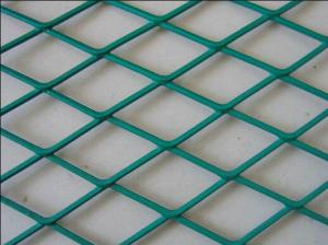 China Aluminum Expanded Mesh for Garden Fence Security Fence on sale