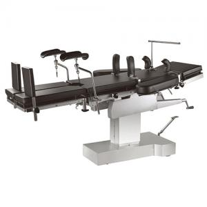 China Multi Position Hydraulic Operation Table With Kidney Bridge For Abdominal Surgery supplier