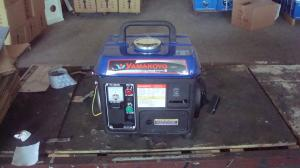 Quality OEM AC Mini Portable Gasoline Generator Set 650 W 450w 500 Watt For Light for sale