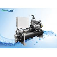 Emerson Energy Saving Water Cooled Central Chillers For Residential Building
