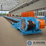 Granular Materials 10m3/H 25m3/H Buried Scraper Conveyor