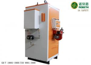China Oil Fuel / Natural Gas Steam Boiler 40kg Vertical For Chemical Heating on sale