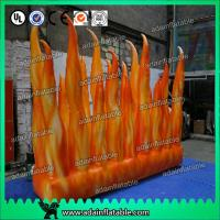 Holiday Event Party Decoration Inflatable Flame Replica